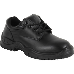 Blackrock Tactical Officer Lace Up Shoe Waterproof Padded Non Slip Light (OF01)