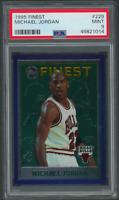 1995 Topps Finest #229 Michael Jordan PSA 9 Card (46821014)