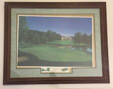 The Dream Course Hole Number 4 Pebble Limited Edition Print By Elizabeth Peper