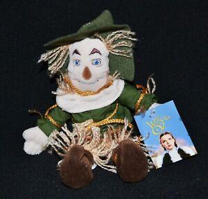 The Wizard Of Oz Warner Bros Studio Store Co Vintage Plush Scarecrow 1998
