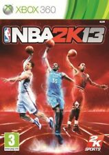 Xbox 360 - NBA 2K13 (2013) **New  &Sealed** Official UK Stock %7c Basketball %7c