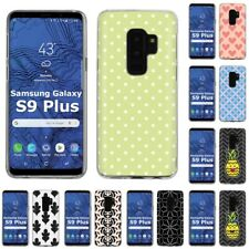Thin Gel Design Protective Phone Case Cover for Samsung Galaxy S9 Plus,Dot Print