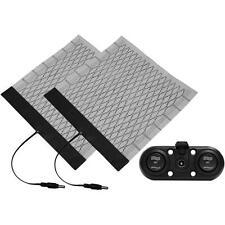 Symtec Dual High Low Seat Warmer Kit 210172 Heater - Black 179603 0821-1614