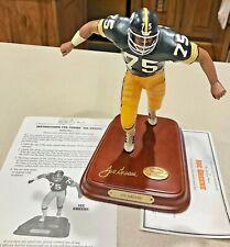 Joe Greene Danbury Mint All-Star Figurine / Statue ~ Pittsburgh Steelers