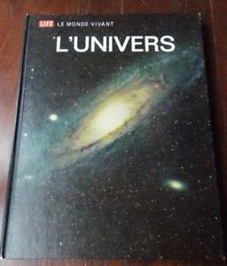 LE MONDE VIVANT  L'UNIVERS COLLECTION LIFE