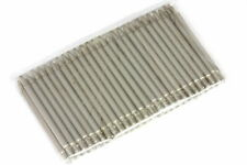 A pack of ± 40 stainless steel spring bars - Size 23mm