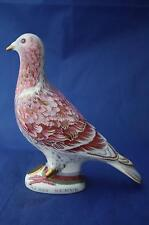 ROYAL CROWN DERBY WAR PIGEON L/E 750 PAPERWEIGHT MMXVI - NEW/BOXED