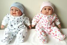 "LOT E – Berenguer Baby Dolls (x2) – approx. 35cm (14"")"