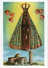 452 Oracao à Nossa Senhora Aparecida Santino Holycard