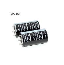 2 pc 5 New Panasonic Low aréoport Condensateur EEUFM 1v221l 220uf 35 V 8x16 5 mm rm3