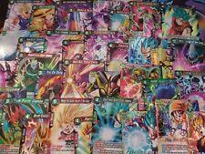 """Dragon Ball Super Card Game 250 Rare """"R"""" Card Lot"""