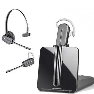 Plantronics CS540 Convertible Wireless Noise-Canceling Headset 84693-01 New 2020
