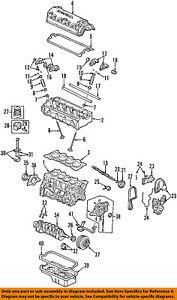 HONDA OEM 96-05 Civic-Engine Oil Pan Gasket 11251P2A014
