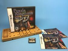 Puzzle Kingdoms (Nintendo DS) 50% off shipping on additional purchases
