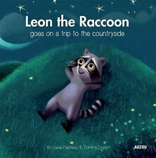 Leon the Raccoon by Lucie Papineau (2016, Hardcover)