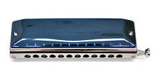 New!! SUZUKI Grégoire Maret Model Sliding Chromatic Harmonica G-48 Japan Import