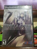 Stella Deus: The Gate of Eternity (Sony PlayStation 2, 2005)