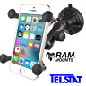 RAM Suction Cup iPhone Samsung Pixel Mount Universal X-Grip RAP-B-166-2-UN7U