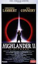 Highlander 2 - Il Ritorno (Blu-Ray) PULP VIDEO