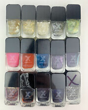 New listing SEPHORA FORMULA X NAIL POLISH LOT OF 15 NEW DISCONTINUED COLORS NEW OLD STOCK A1