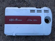 ALFA ROMEO 159 04-11 2.4 20V JTDM DIESEL ENGINE TOP PLASTIC COVER TRIM 55201211