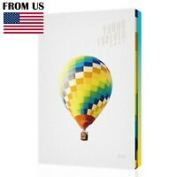 BTS [YOUNG FOREVER] Special Album DAY Ver 2CD+Photobook&card+Poster+Extra Gift