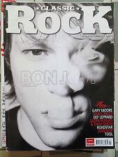CLASSIC ROCK :N.94- BON JOVI-GARY MOORE-DEF LEPPARD-ALICE COOPER-T.REX-SURVIVOR