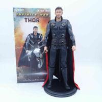 "Empire Toy Marvel Avengers 3 Thor Stormbreaker Axe 12"" Action Figure Statue Gift"
