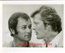 "Roger Moore Tony Curtis The Persuaders Original 8x10"" Photo #L6304"