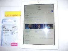 Apple iPad 3rd Gen. 32 Go, Wi-Fi, 9.7 in (environ 24.64 cm) - Blanc *** ID Locked ***