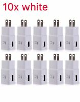 10x Adaptive Fast Charging Wall Charger For Samsung Galaxy A20E A30 A40 A50 A70