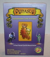 NEW SEALED Dynasty Card & Board Game Unpredictable Cards That Rule Ships FREE!