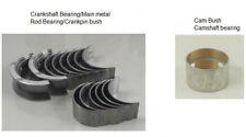 Engine Crankshaft&Rod Bearing Set for Mitsubishi K3D K3E Diesel Engine Tractor