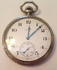 Antique Elgin Men's Pocket Watch