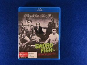 Sword Fish - Blu Ray - Free Postage !!