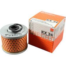 Original MAHLE / KNECHT Kraftstofffilter KX 34 Fuel Filter Lamborghini Espada