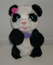 HASBRO POM POM FURREAL FRIENDS PANDA BEAR INTERACTIVE STUFFED ANIMAL PLUSH TOY
