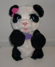 HASBRO POM POM FURREAL FRIENDS PANDA BEAR INTERACTIVE STUFFED ANIMAL PLUSH TOY