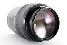 【Near Mint】Konica Minolta Maxxum AF 100-300mm f/4.5-5.6 Xi AF Lens FromJapan#008