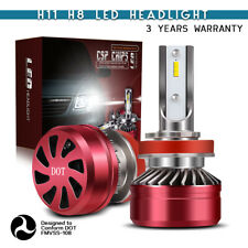 H11 LED Headlight Bulb for Nissan Altima 07-2017 /Maxima 09-2016 Low Beam OQ-A22