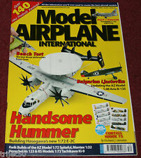 Model Airplane International Magazine 2009 November #52 E-2 Hawkeye,Lightning