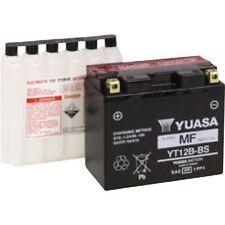 Yuasa YUAM6212B Maintenance Free VRLA Battery - YT12B-BS