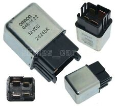 Honda Civic Accord CRV HRV Jazz (90-2012) Omron G4R-H22 4-Pin Relay 056700-7410