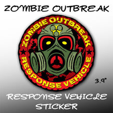 Zombie Outbreak Response Vehicle for JEEP KLR DR motorcycle GM Chevy Ford Dodge