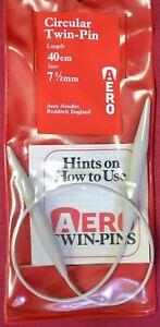 7.5mm AERO CIRCULAR NEEDLE - choose length