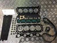 HEAD GASKET SET BOLTS TIMING BELT KIT AND WATER PUMP MGF MGTF MTZR MGZS MGZT