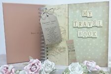 East Of India Boxed Travel Memory Pocket Book Holiday Journal