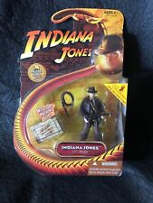 Indiana Jones Last Crusade Action Figure w/ Sub-Machine Gun 2008