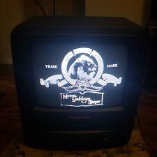 "Panasonic PV-M939 Omnivision 9"" CRT TV/VCR Combo VHS Player Television Gaming"