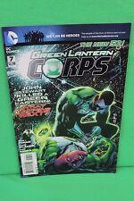Green Lantern Corps #7 Comic DC Comics New 52 VF
